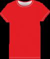 Футболка красная
