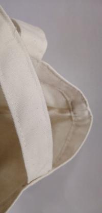 Шоппер Эко Сумка  40х30х10см плотность 240 гр натуральный цвет хлопка
